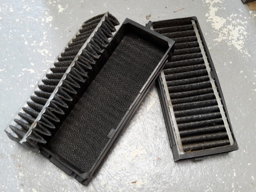 R34 cabin air filter